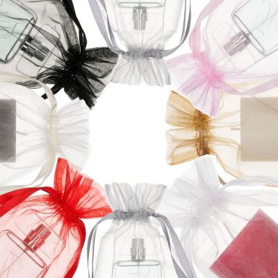 Medium Organza Bags 15x20cm Choose Your Color