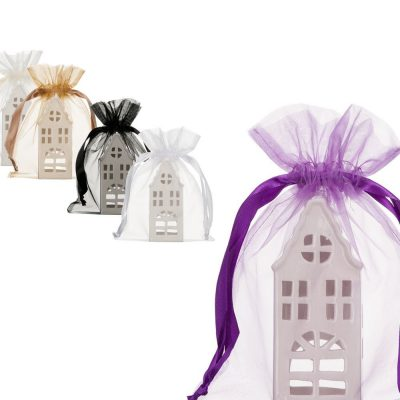 Extra Large Organza Bags 20x28cm Choose Your Color