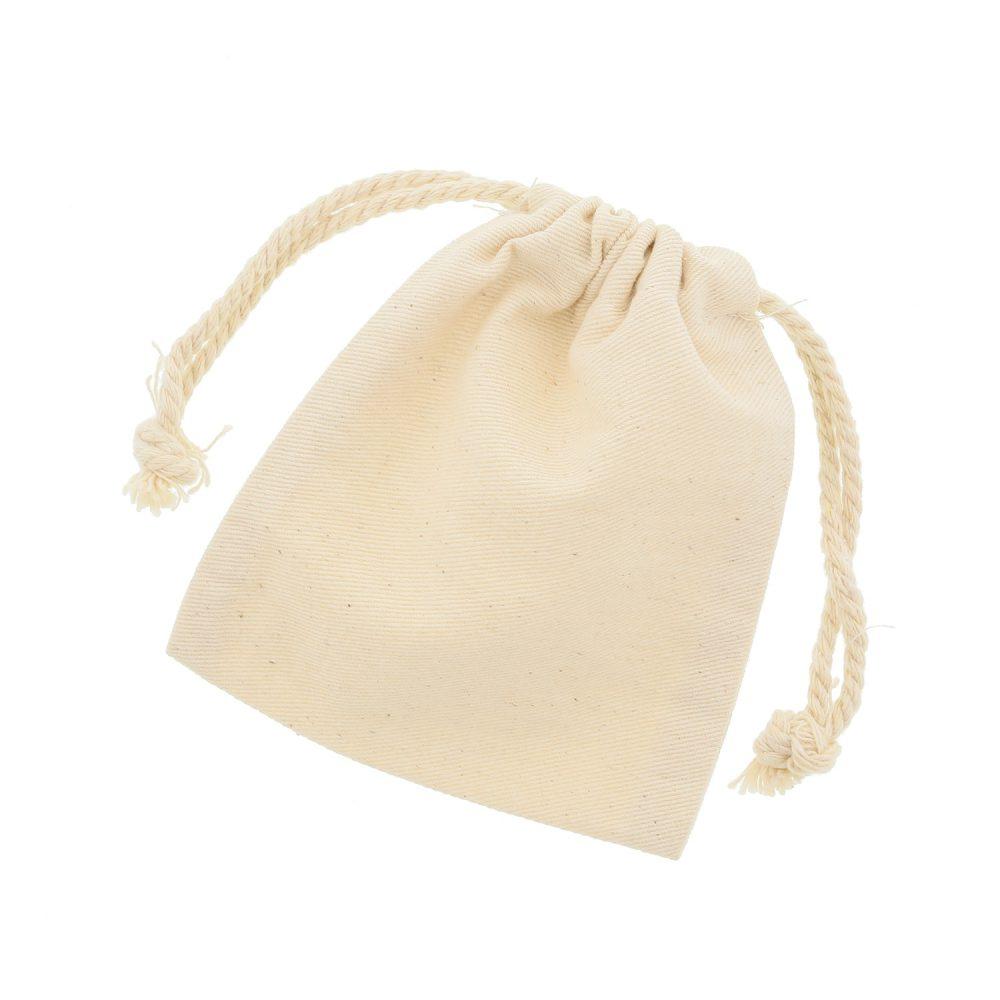 Ecological cotton bag size 9,5x12cm 2.0