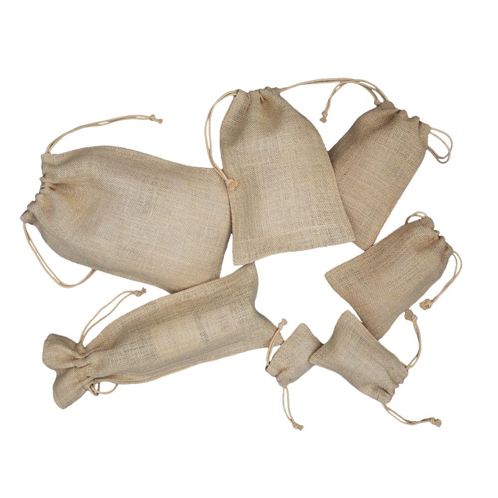 Organic Jute Bags 290 grm2 Various Sizes