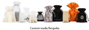 custom made organza bags bags