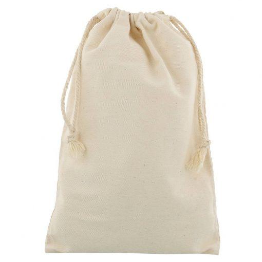 cotton drawstring bag20x30cm