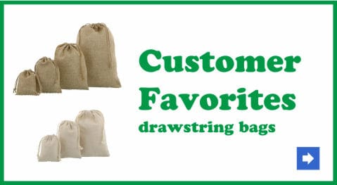 customer favorites drawstring bags 2.0