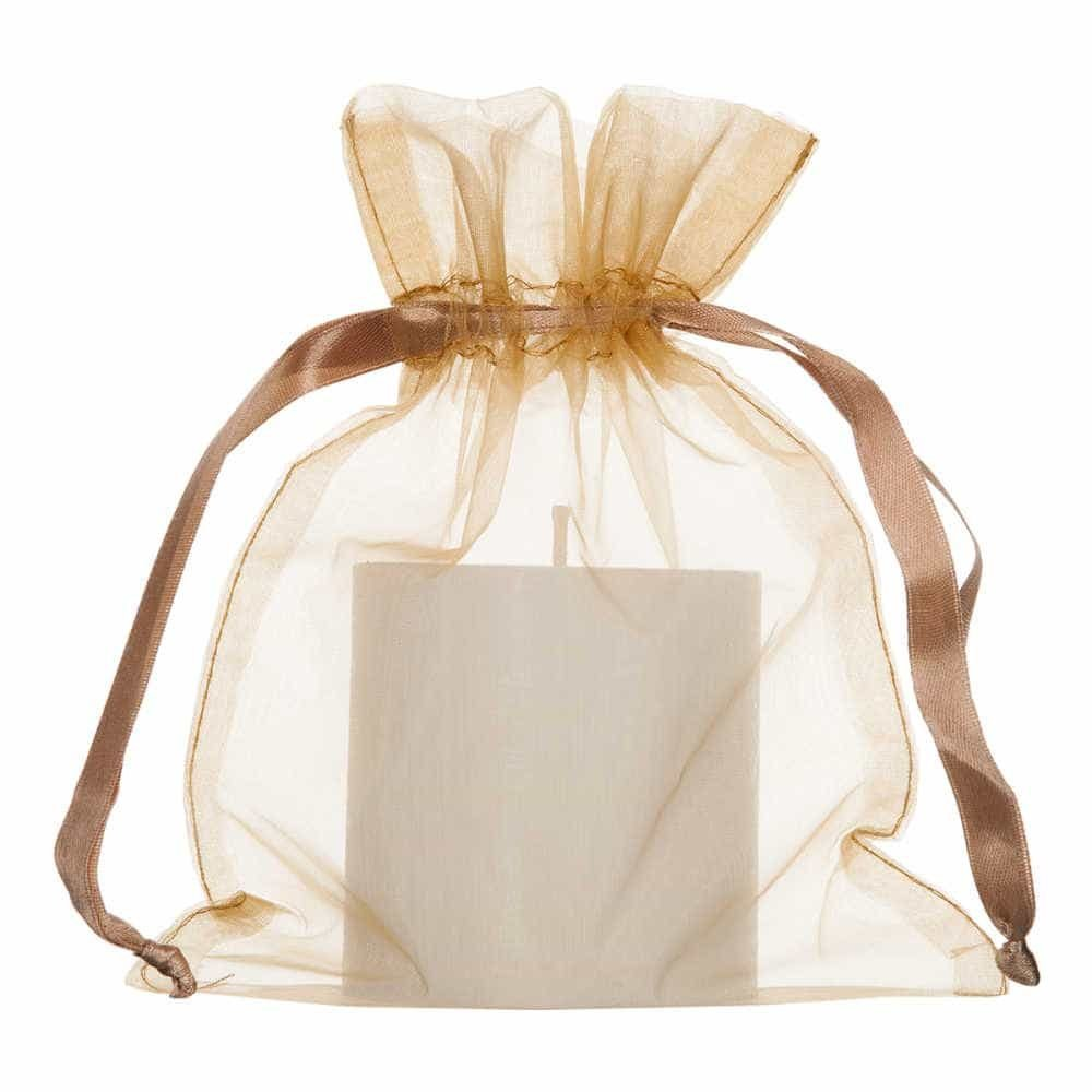 medium organza bag 15x20cm gold 2.0