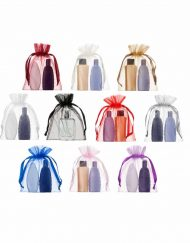 medium organza bags 15x20cm in various colours 2.0