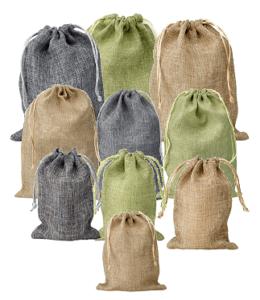 mini jute bags