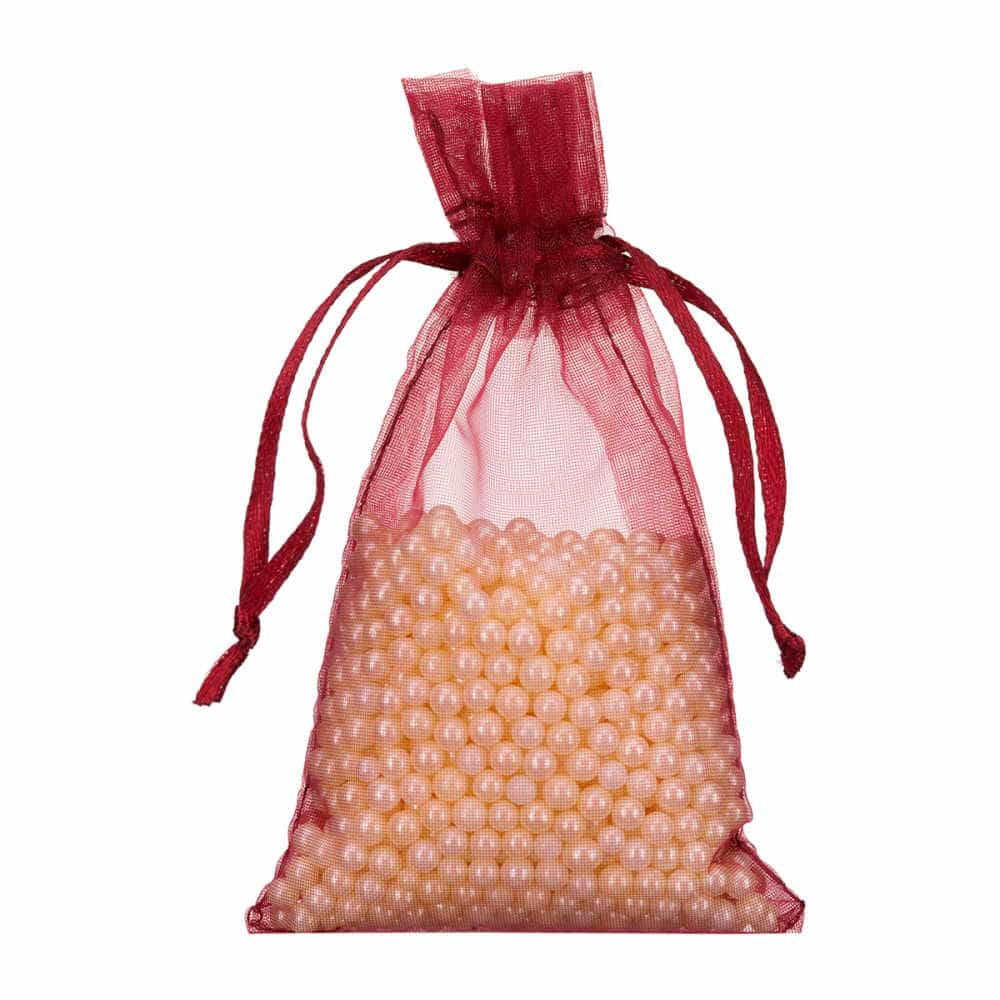 ᐅ mini organza bags small organza drawstring bags