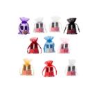 mini organza bags 7x12cm satin ribbon