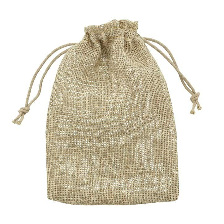 ᐅ • Small hessian sacks or Mini jute bags - Shingyo