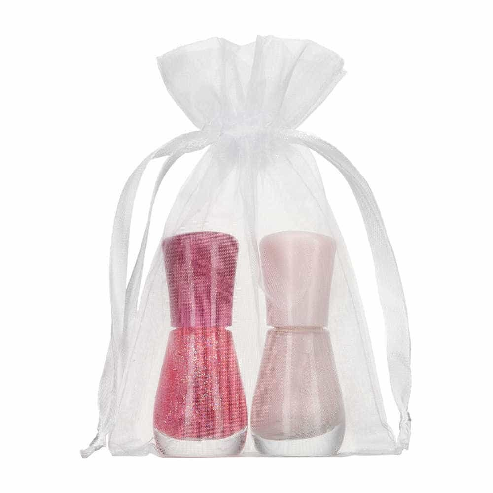 small organza bag 10x15cm white 2.0