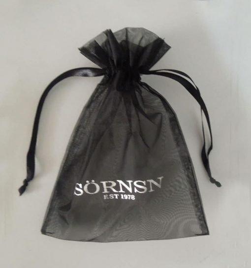 tailor made organza gift bag