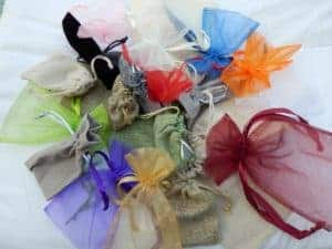 gift bags colours