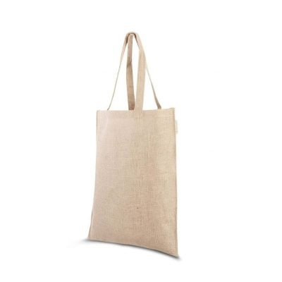 Jute bag for exhibitions 42x38cm