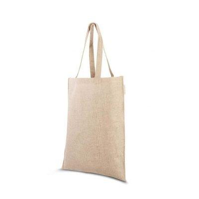 Jute bag for exhibitions 42x38cm