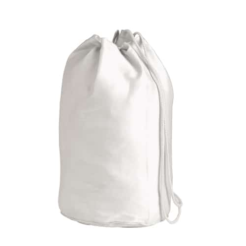 10 pieces Cotton Duffle Bag 43.5 x Ø 25