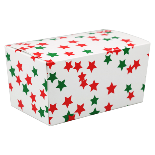 ballotin-christmas with stars500 grams