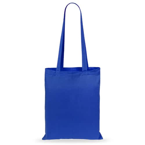 50 pcs cotton bags 36x40cm blue