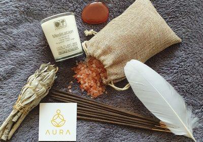 Aura kits mini jute bags