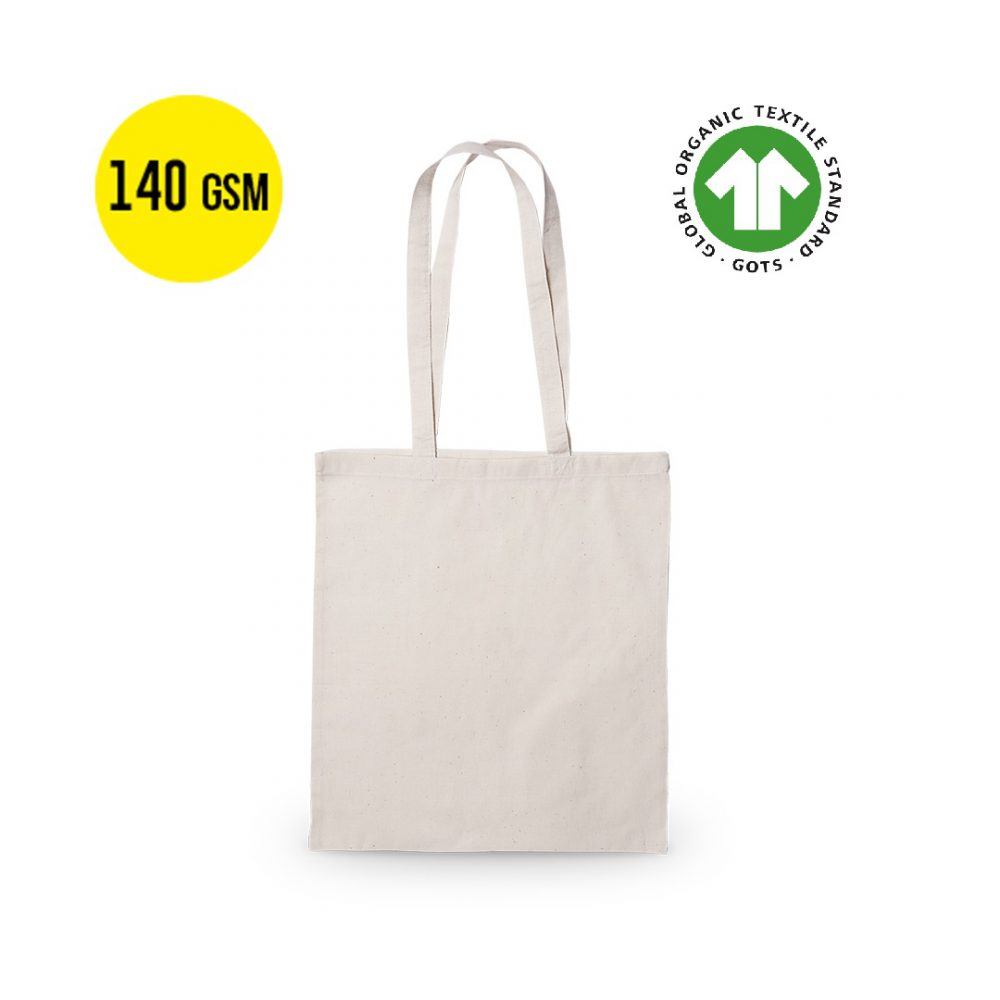 Ecological Cotton Tote Bags 37x41cm