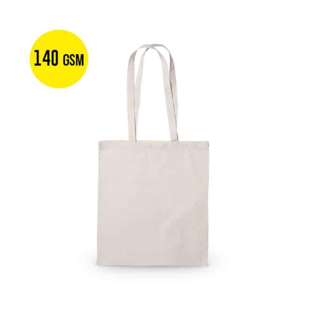 cotton carrier bag 37x41cm