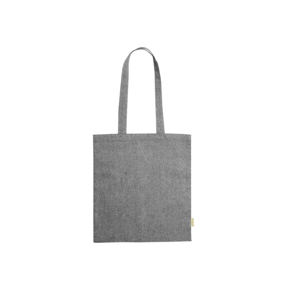 50 pieces 100% Recycled Cotton Shopping Bag beige