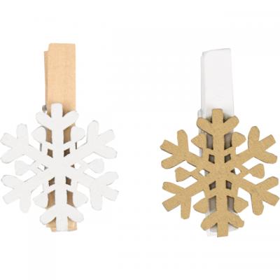 ice crystal clip 3x3cm